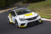 2016 Opel Astra TCR Video