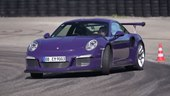 Chris Harris Hits the Track with New Porsche 911 GT3 RS