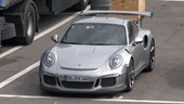 Porsche 911 GT3 RS Spotted in the Wild