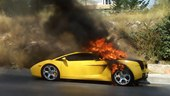 """Your Car is on Fire"" Prank Scares Supercar Owners in Beverly Hills"