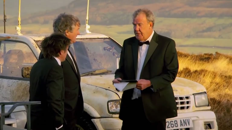 video trailer of the previously unpublished topgear episode. Black Bedroom Furniture Sets. Home Design Ideas