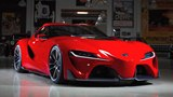 Toyota FT-1 in Jay Leno's Garage