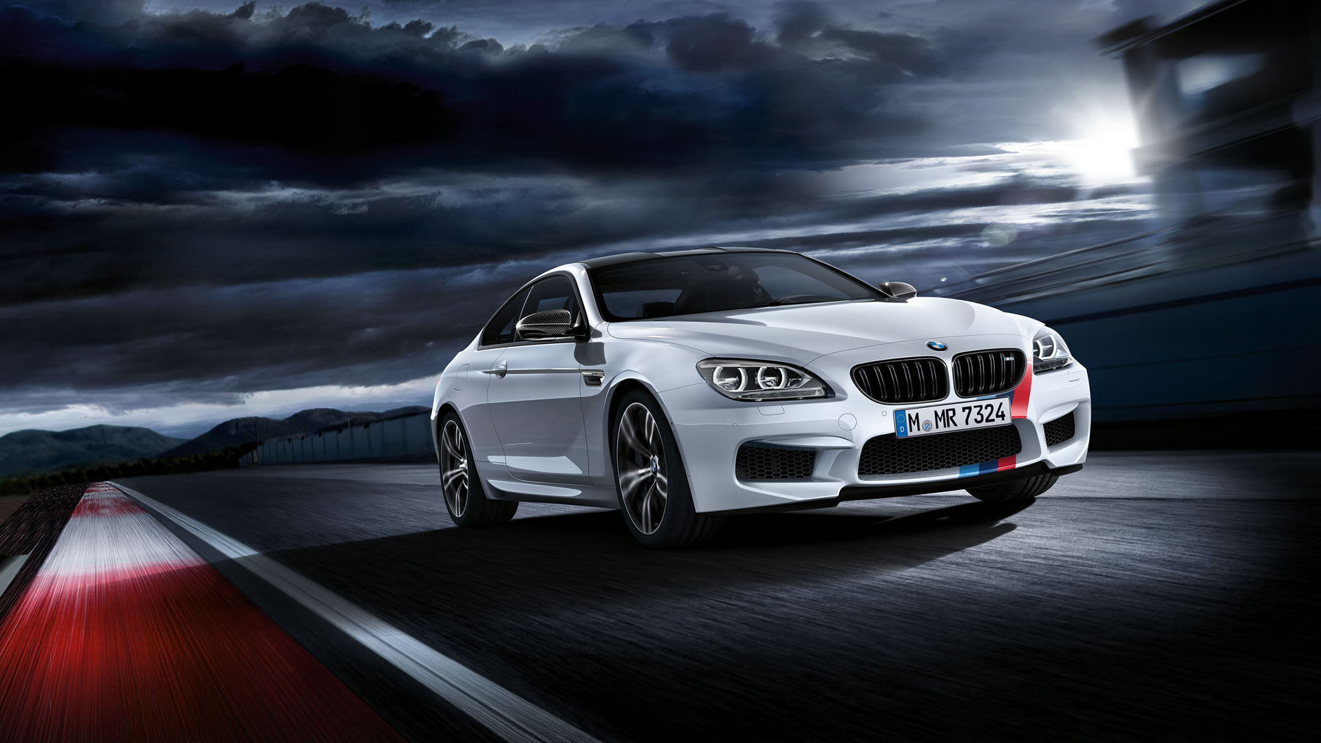 2014 BMW M6 Coupe M Performance Wallpaper - 1920 x 1080