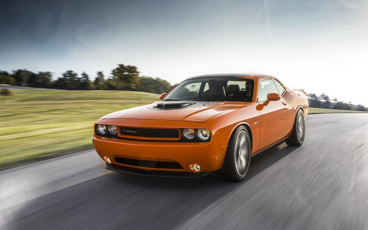 2014 dodge challenger r t shaker wallpaper 1280 x 800 header orange. Cars Review. Best American Auto & Cars Review