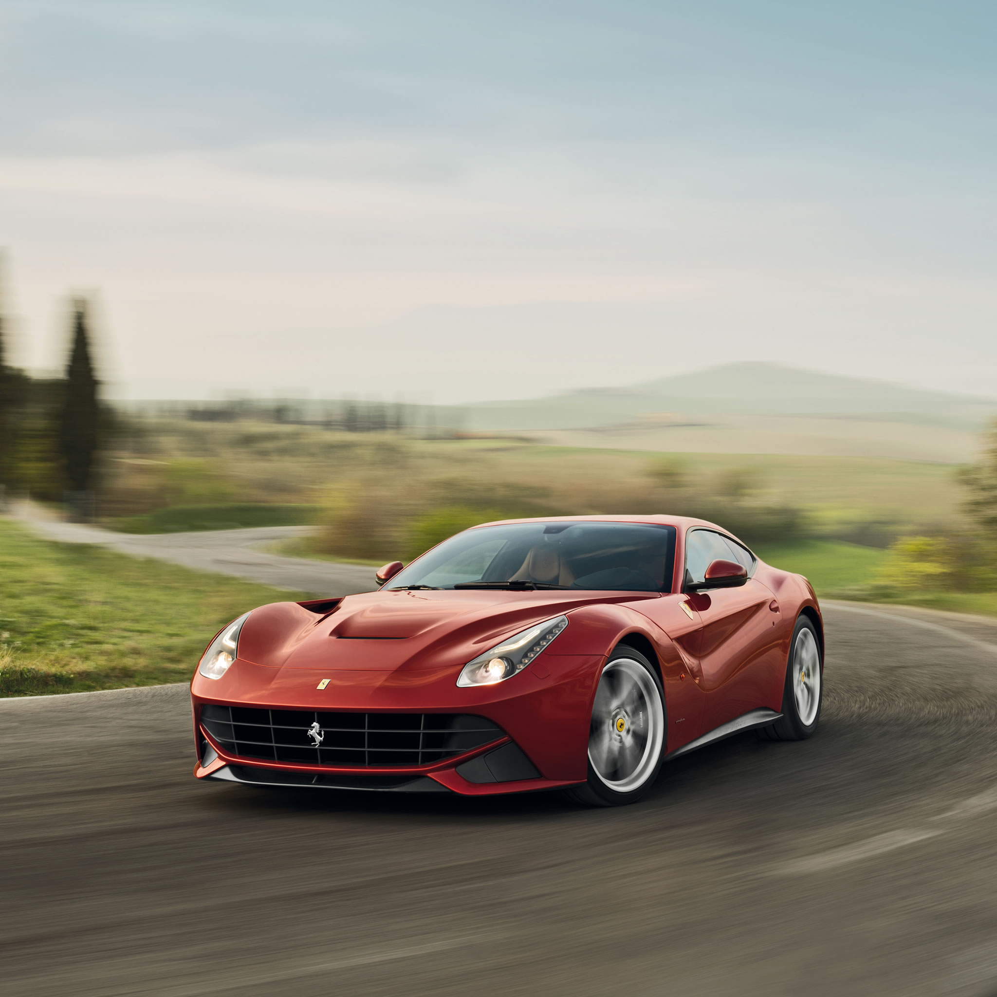 2014 Ferrari F12berlinetta Wallpaper