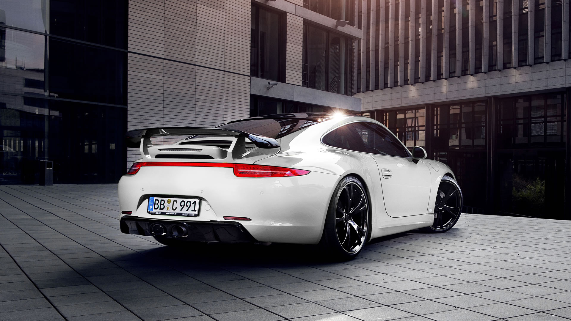 2014 porsche 911 carrera 4s coupe by techart wallpaper 1920 x 1080