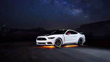 2015 Ford Mustang GT Apollo Edition