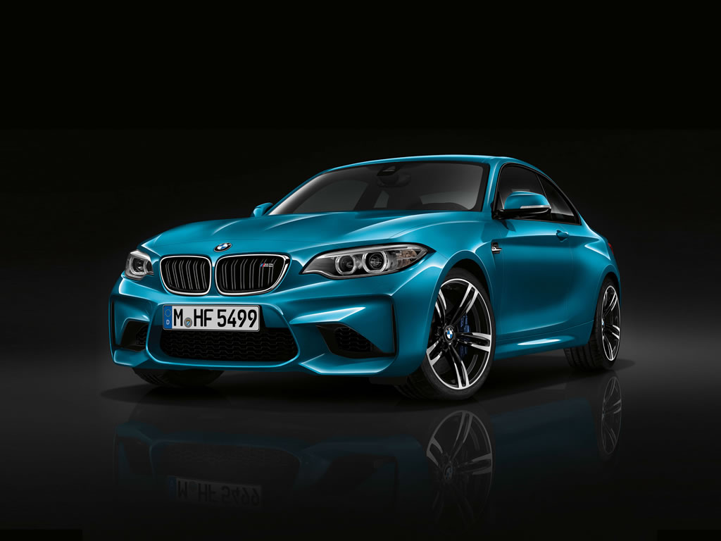 2016 BMW M2 Coupe Wallpaper - 1024 x 768